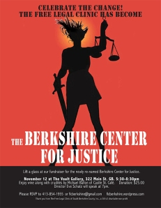 berk justice flyer party nov 12.indd