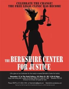 berk justice flyer party nov 12.indd