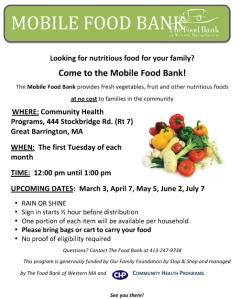 Mobile Food Bank