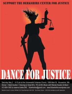Dance for Justice 2015